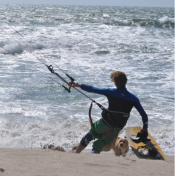 Kitesurfcamps in Portugal - ElementFish